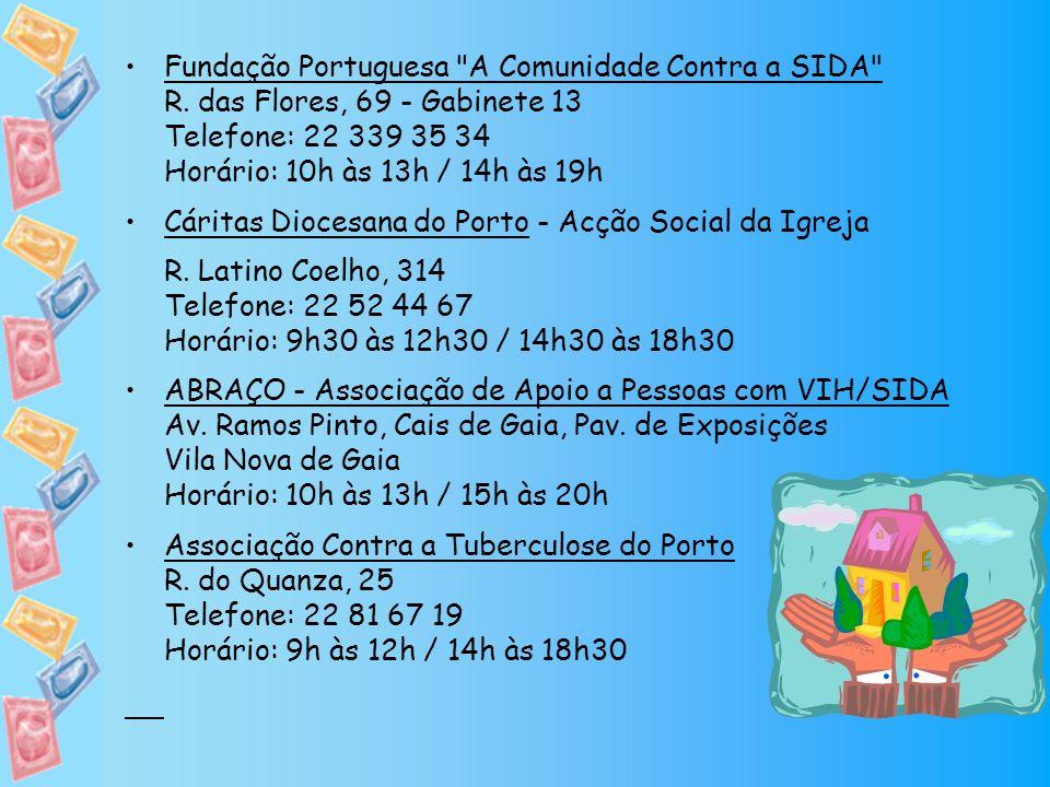 Fundação Portuguesa A Comunidade Contra a SIDA R