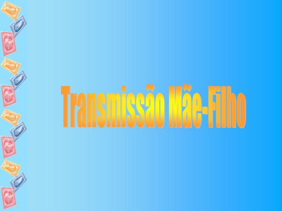 Transmissão Mãe-Filho