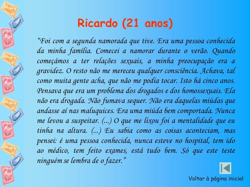 Ricardo (21 anos)