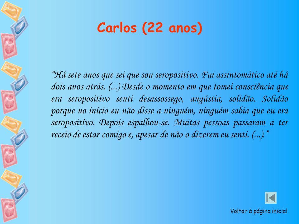 Carlos (22 anos)