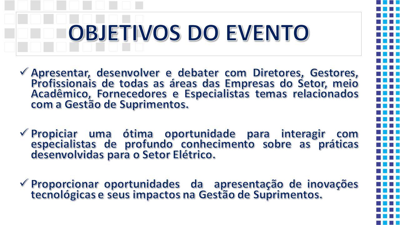 OBJETIVOS DO EVENTO