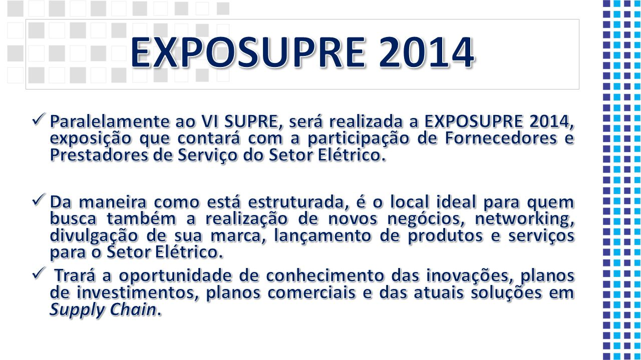 EXPOSUPRE 2014