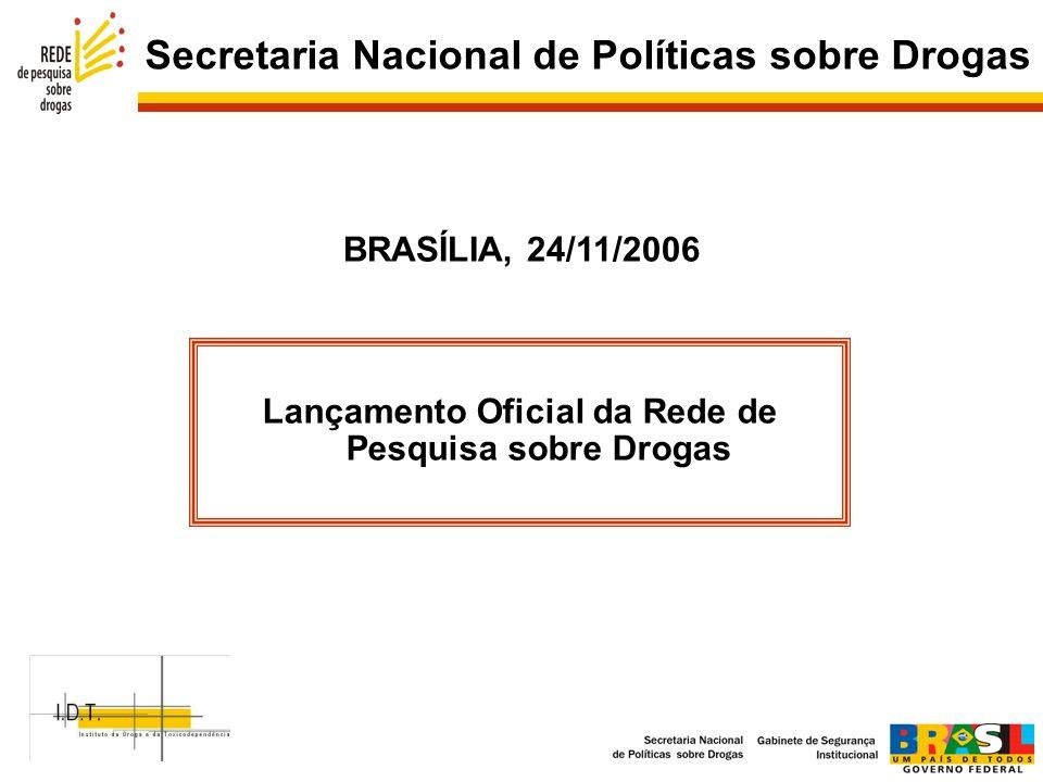 Secretaria Nacional de Políticas sobre Drogas