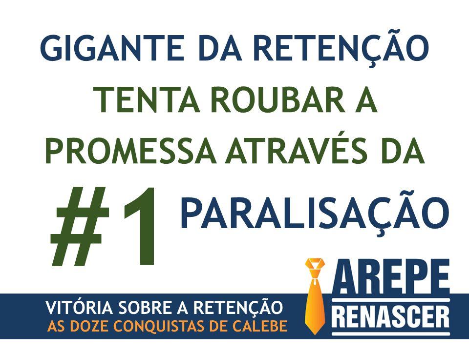 GIGANTE DA RETENÇÃO TENTA ROUBAR A PROMESSA ATRAVÉS DA