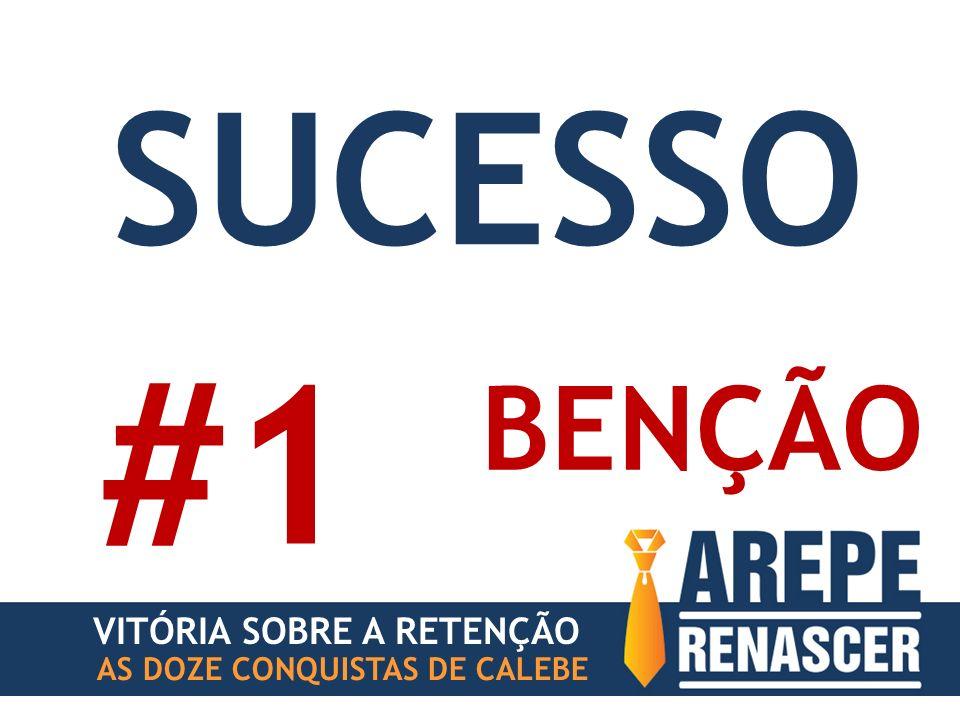 #1 SUCESSO BENÇÃO VITÓRIA SOBRE A RETENÇÃO
