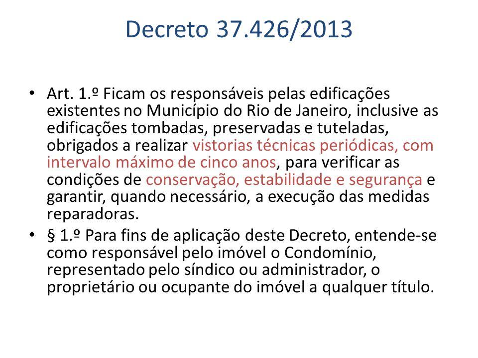 Decreto 37.426/2013