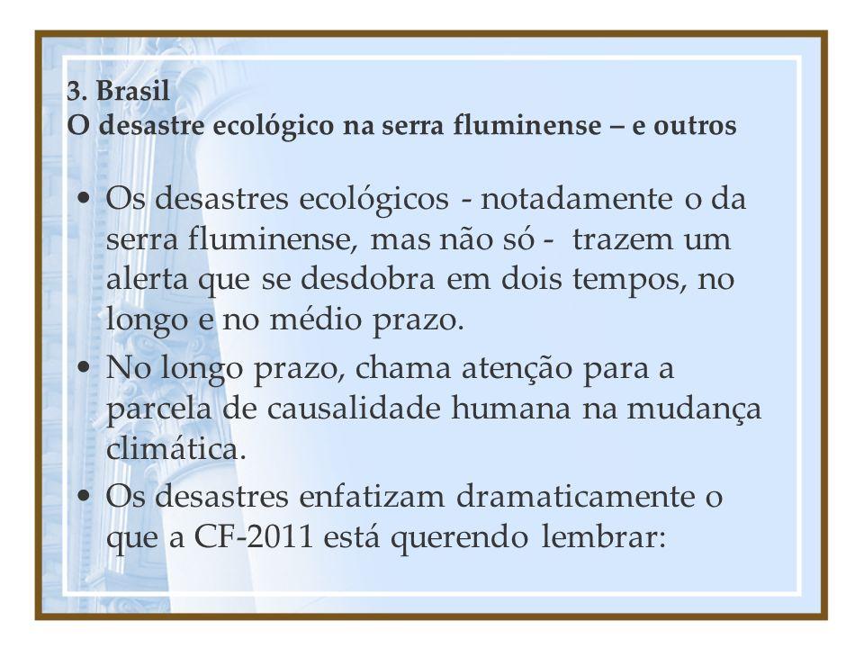 3. Brasil O desastre ecológico na serra fluminense – e outros