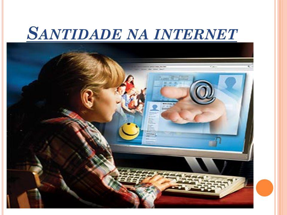 Santidade na internet