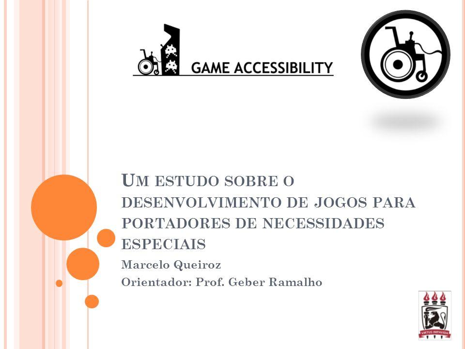 Marcelo Queiroz Orientador: Prof. Geber Ramalho