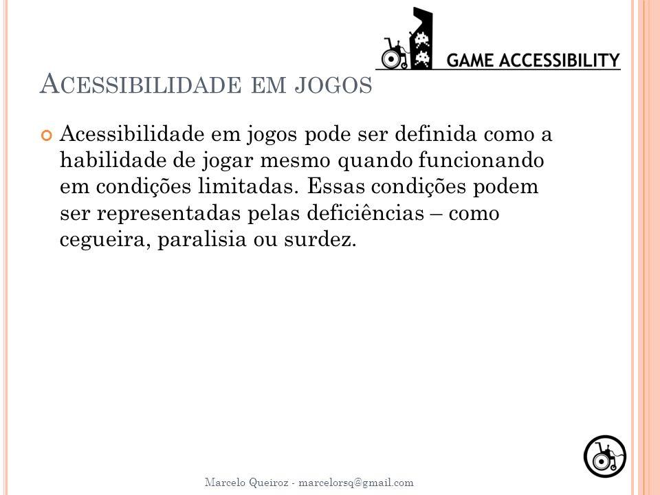 Acessibilidade em jogos