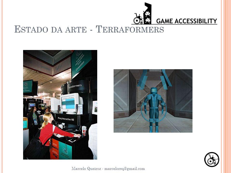 Estado da arte - Terraformers