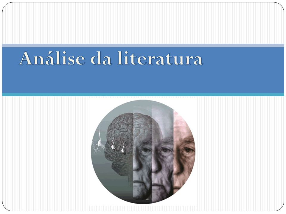 Análise da literatura
