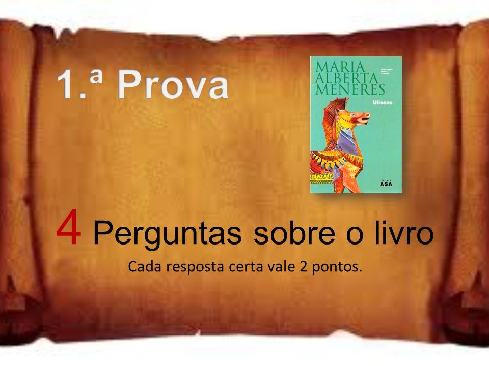 4 Perguntas sobre o livro