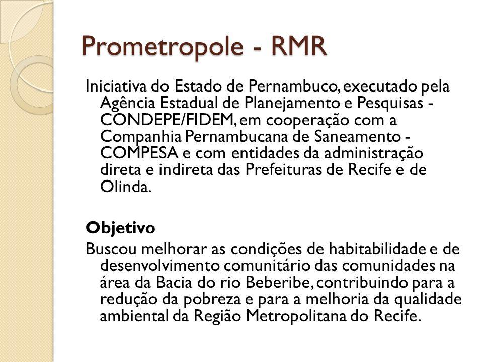 Prometropole - RMR
