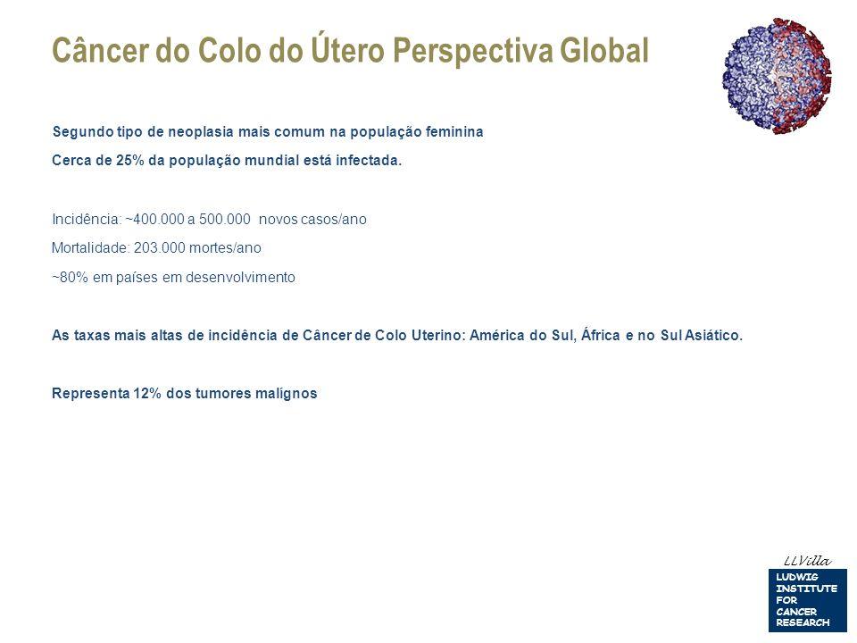 Câncer do Colo do Útero Perspectiva Global