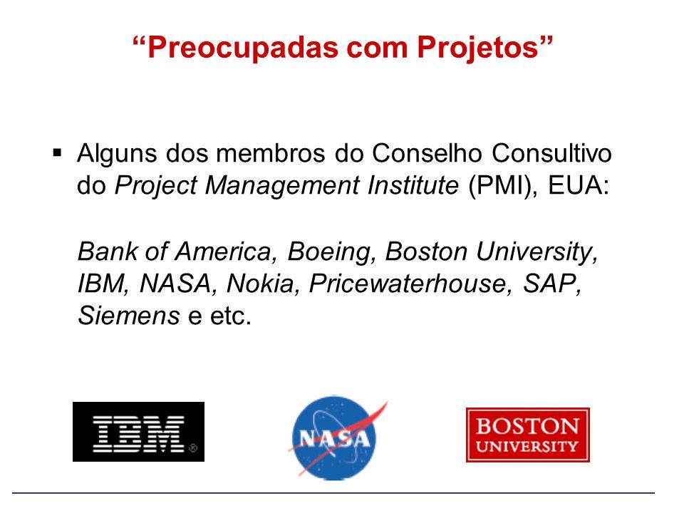Preocupadas com Projetos