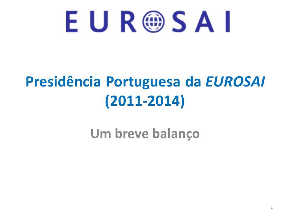 Presidência Portuguesa da EUROSAI (2011-2014)