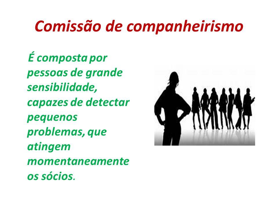 Comissão de companheirismo