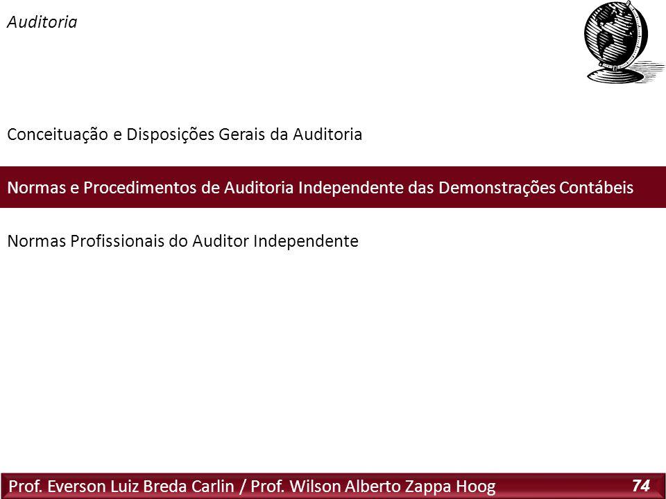 Normas de auditoria contábil – Obrigatoriedade da Auditoria