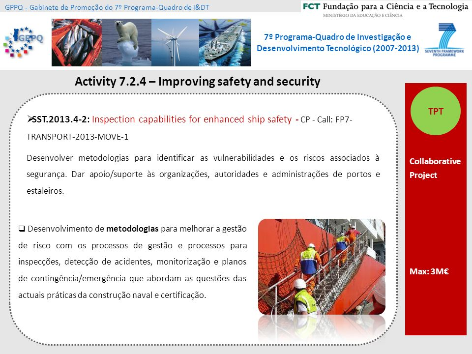 Activity 7.2.4 – Improving safety and security