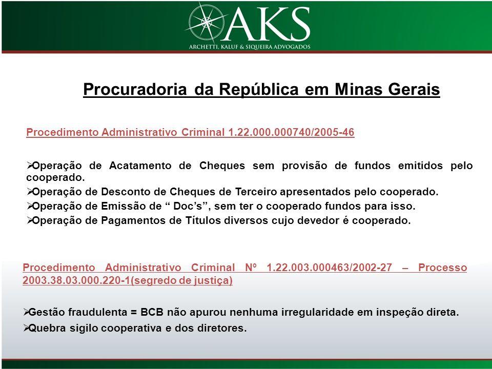 Procuradoria da República em Minas Gerais