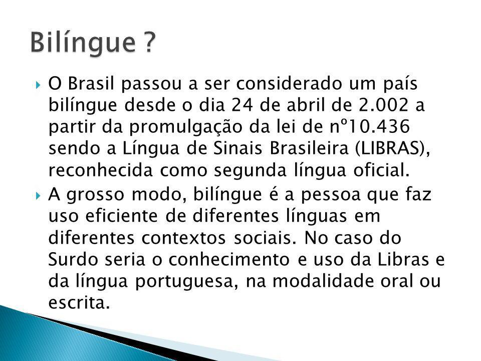 Bilíngue