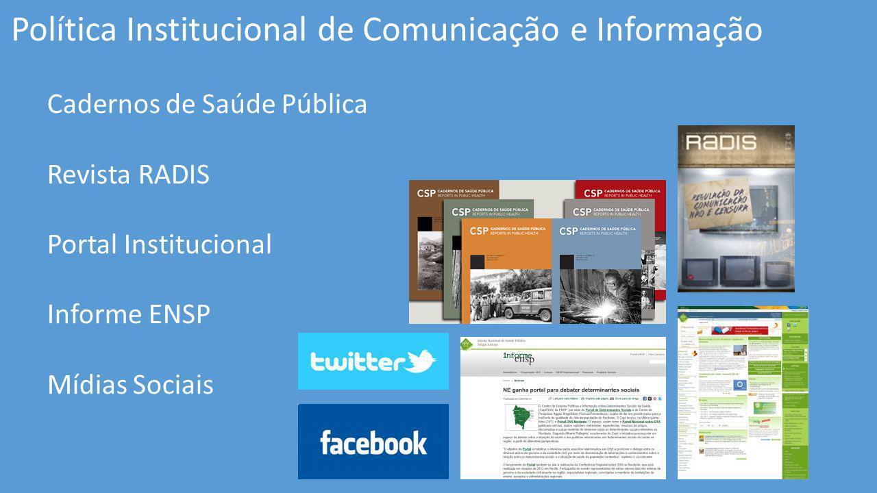 Política Institucional de Comunicação e Informação