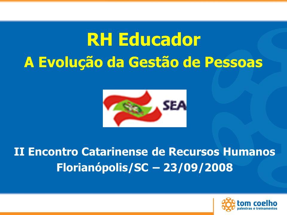 RH Educador A Evolução da Gestão de Pessoas