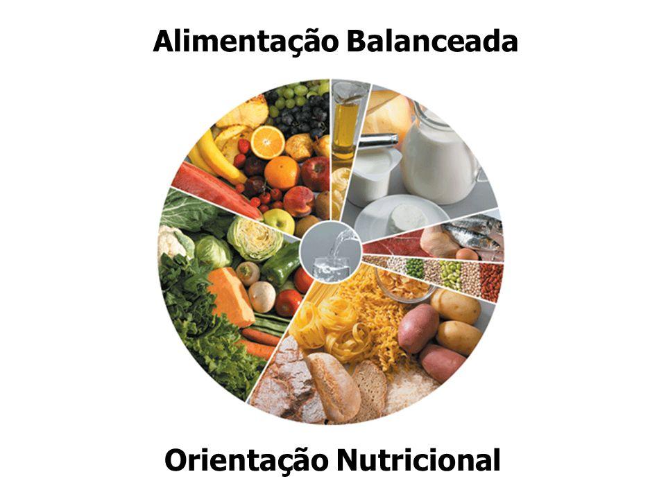 Alimentação Balanceada Orientação Nutricional