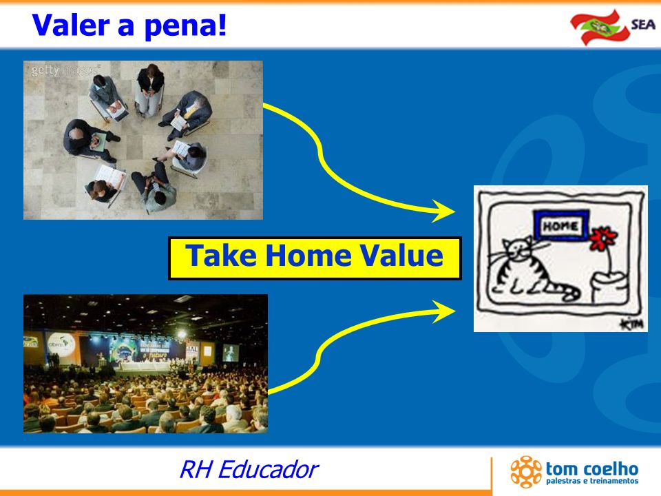 Valer a pena! Take Home Value