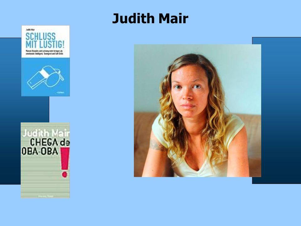 Judith Mair