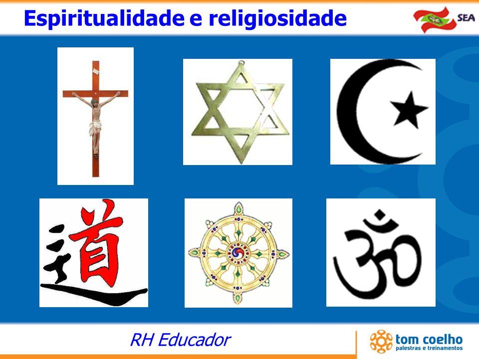 Espiritualidade e religiosidade