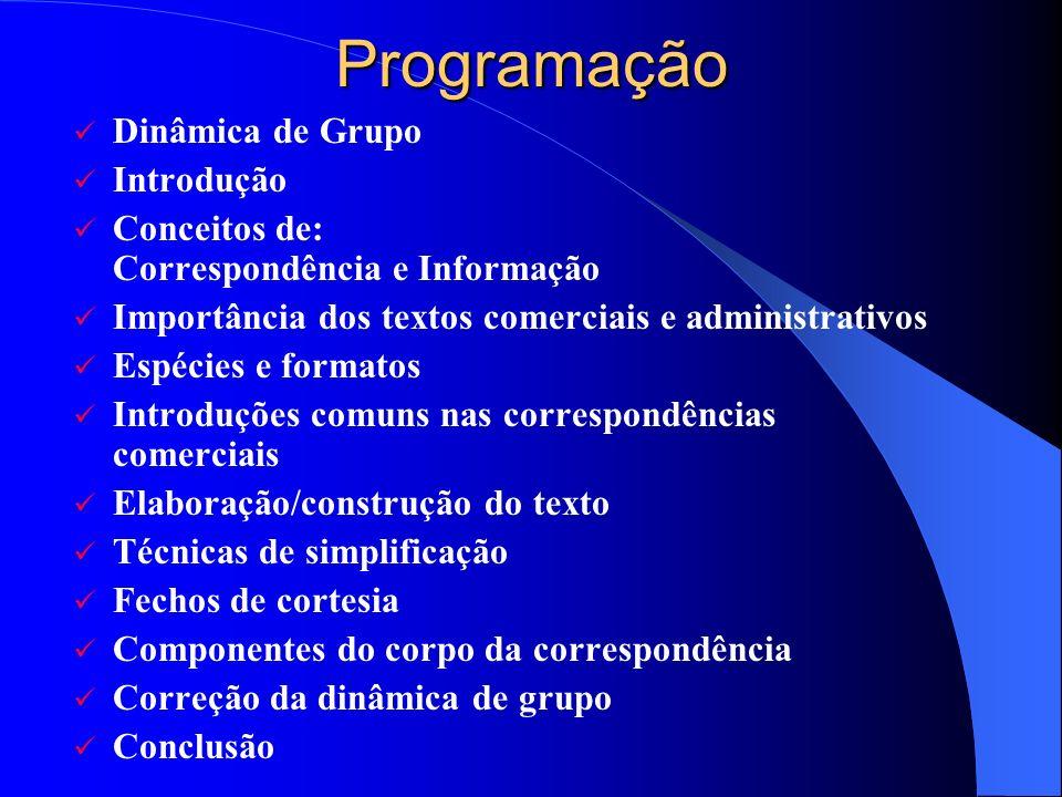 Programação Dinâmica de Grupo Introdução