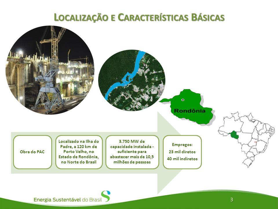 Localização e Características Básicas