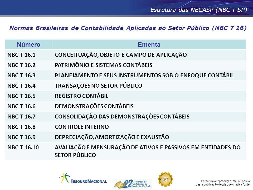 CONCEITUAÇÃO, OBJETO E CAMPO DE APLICAÇÃO NBC T 16.2