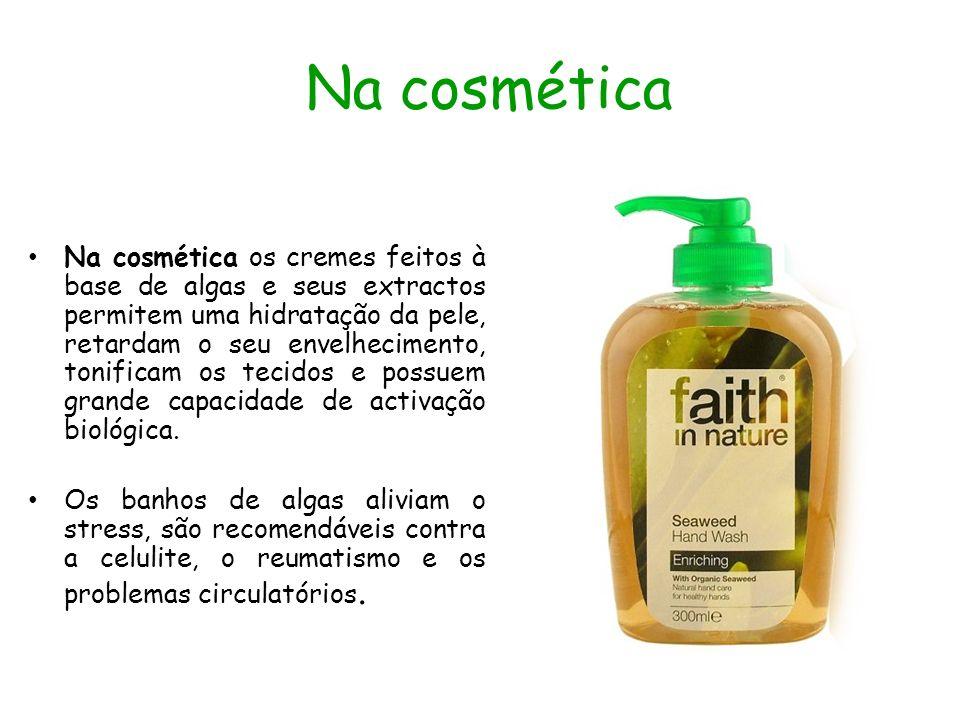 Na cosmética