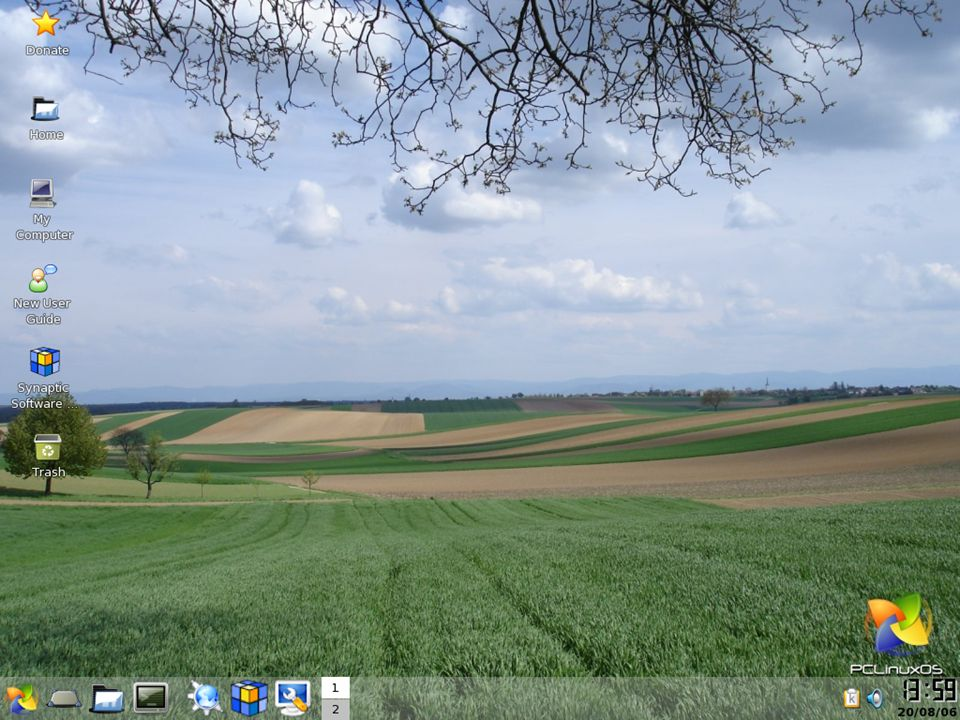 Sistema Operacional Exemplos : - LINUX