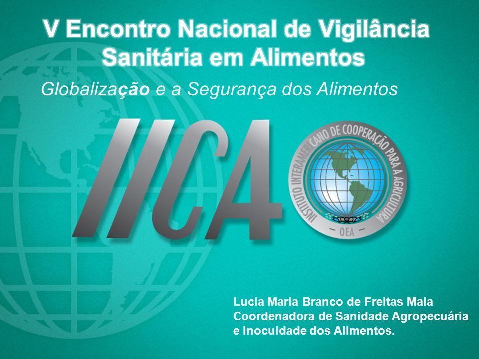 V Encontro Nacional de Vigilância Sanitária em Alimentos