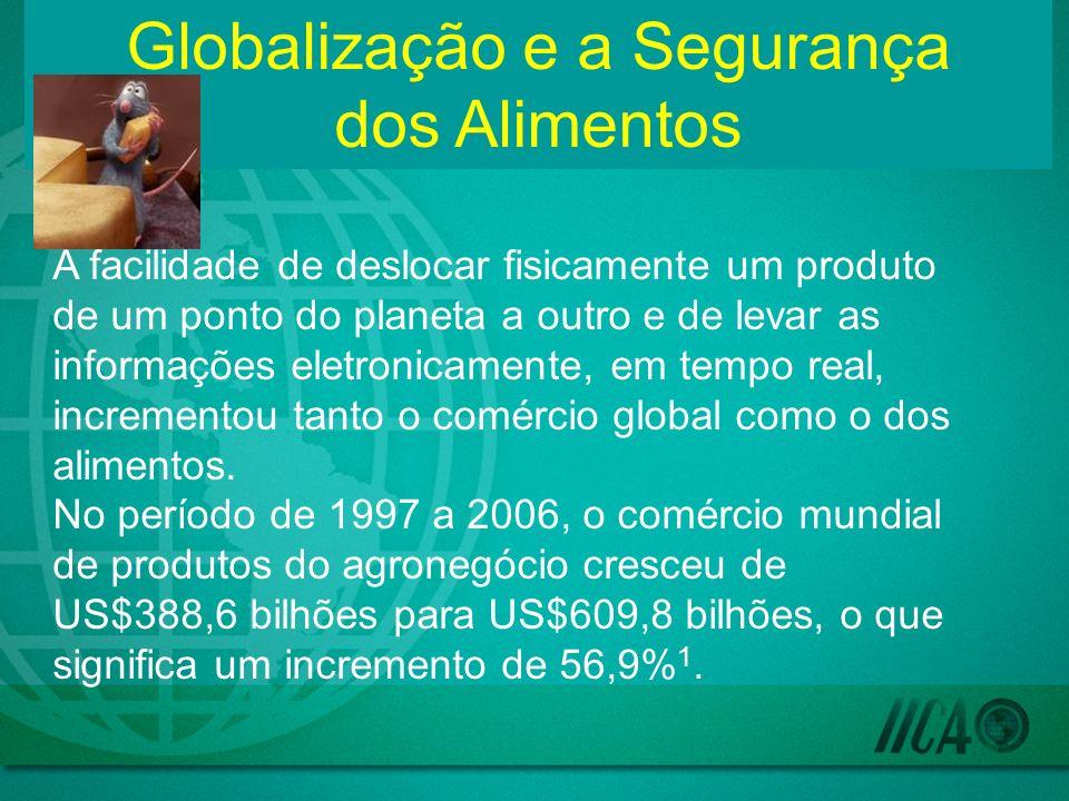 Globalização e a Segurança