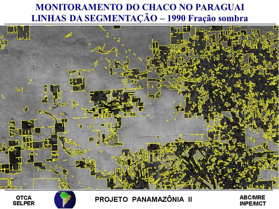 MONITORAMENTO DO CHACO NO PARAGUAI