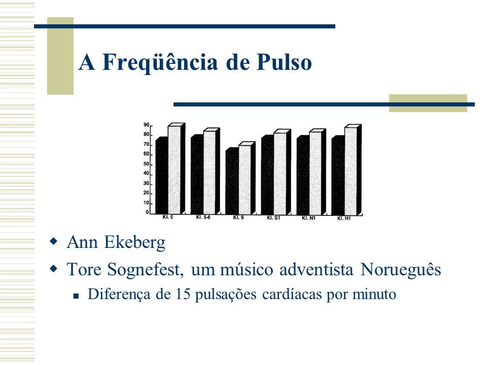 A Freqüência de Pulso Ann Ekeberg