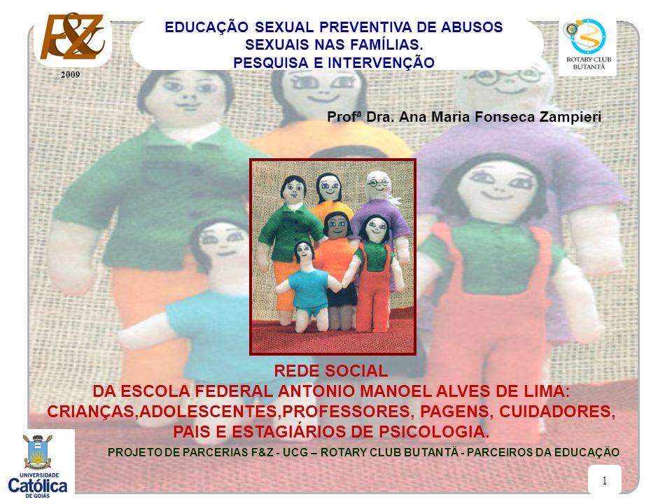 REDE SOCIAL DA ESCOLA FEDERAL ANTONIO MANOEL ALVES DE LIMA: