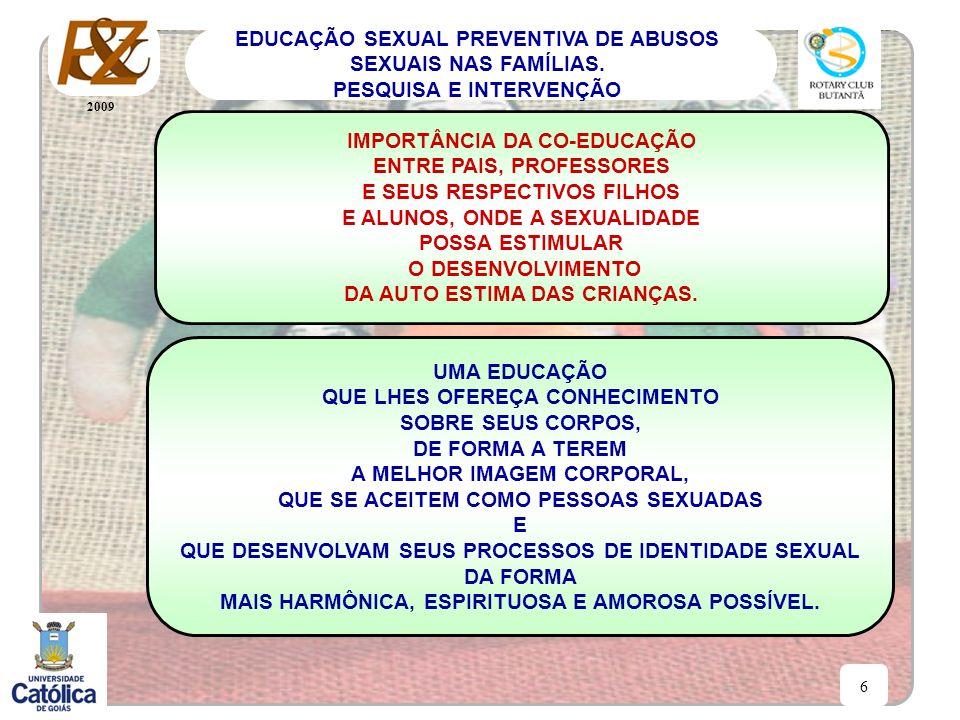 IMPORTÂNCIA DA CO-EDUCAÇÃO ENTRE PAIS, PROFESSORES