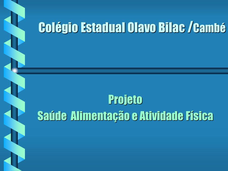 Colégio Estadual Olavo Bilac /Cambé