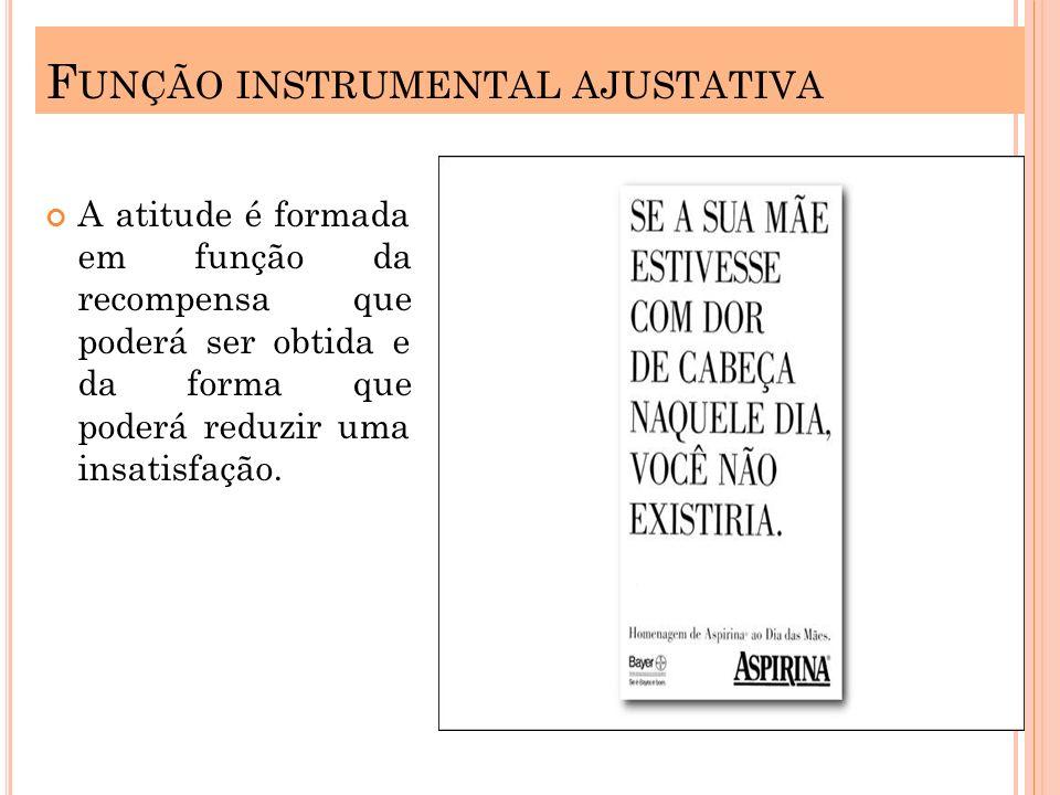Função instrumental ajustativa