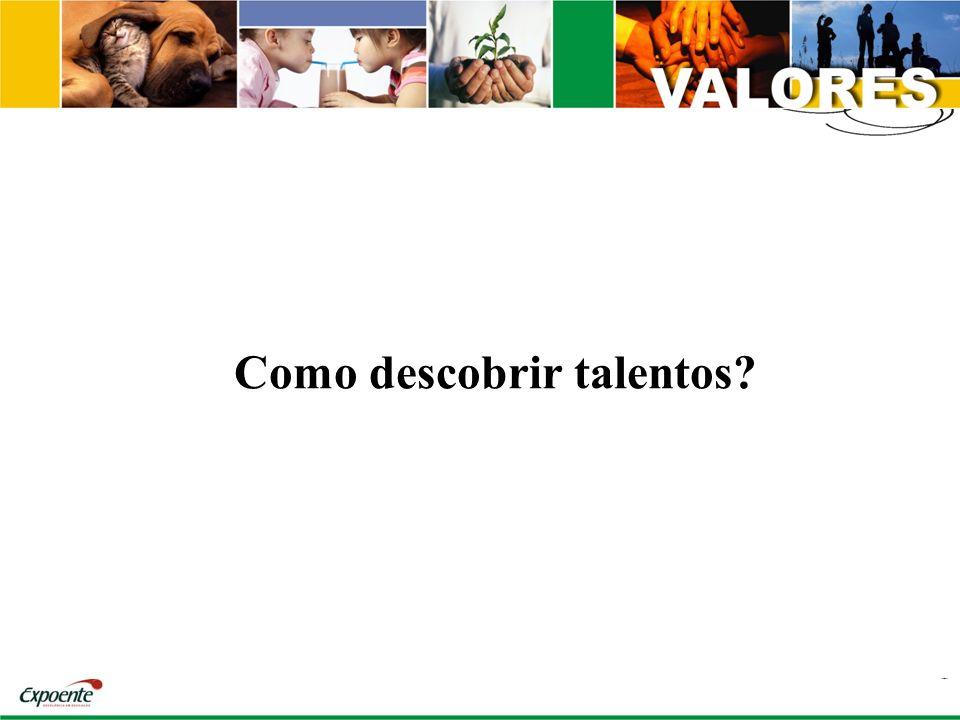 Como descobrir talentos