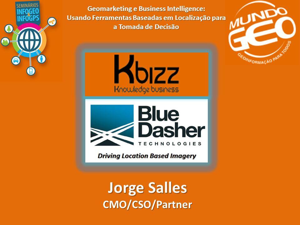 Jorge Salles CMO/CSO/Partner