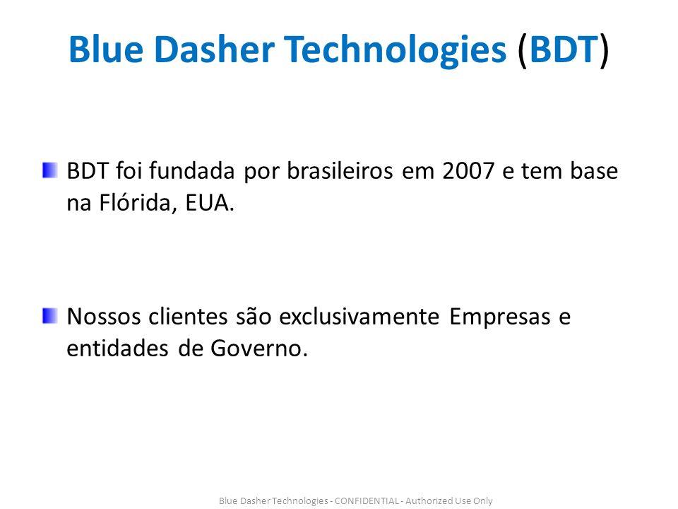 Blue Dasher Technologies (BDT)