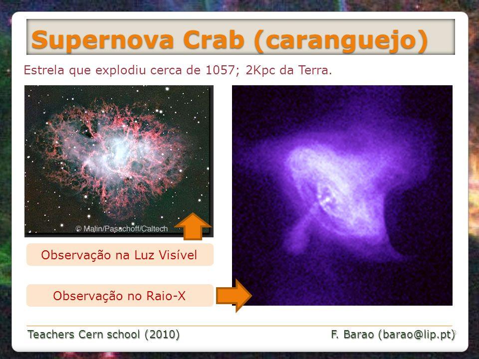 Supernova Crab (caranguejo)