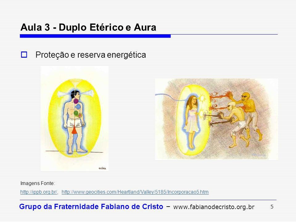 Aula 3 - Duplo Etérico e Aura